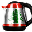 Lebanese flag — Stock Photo #23457144