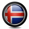 Icelandic flag — Stock Photo #23460266