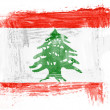 Lebanese flag — Stock Photo #23462200