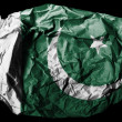 Pakistani flag — Stockfoto #23467632