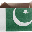Pakistani flag — Stockfoto #23470118