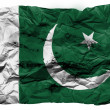Pakistani flag — Foto Stock #23471462