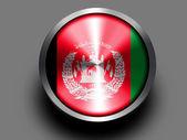 Afghanistan flag — Stock Photo