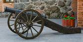 古い大砲 — ストック写真