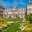 Luxembourg Palace and gardens, Paris — Stock Photo #12783232