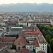 Royalty-Free Stock Photo: Turin, panoramic view on Royal Palace