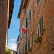 Pienza, Tuscany, Italy - Stock Photo
