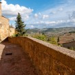 Pienza, Tuscany, Italy — Stock Photo