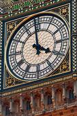 Big Ben clock Tower, London — Stock Photo
