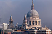 London, St Paul Cathedral — Stock Photo