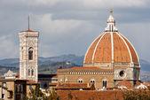 Floransa, katedral, i̇talya — Stok fotoğraf