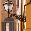 Florence, Italy, street lamp close up - Stock Photo