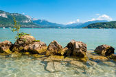 Lake Annecy, France — Stock Photo