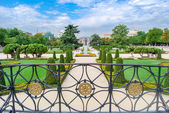 Madrid, The Buen Retiro Park, Spain — Stock Photo