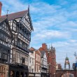 Stock Photo: Chester, England