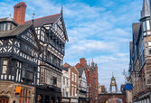 Chester, England — Stock Photo