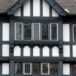 Stock Photo: Chester, England, medieval architecture
