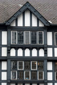 Chester, England, medieval architecture — Stock Photo