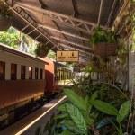 Kuranda Scenic Rail station, Queensland, Australia — Stock Photo #27627389