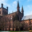 Chester Cathedral, England — Stock Photo