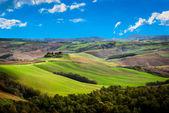 Tuscany, landscape — Stock Photo