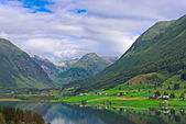 Norway, amazing landscape — Stock Photo