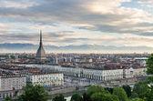 Turin (Torino), high-Definition-panorama — Stockfoto