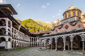 Rilakloster, Bulgarien — Stockfoto