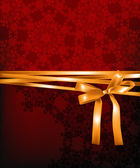 Christmas gift background — Stock Vector
