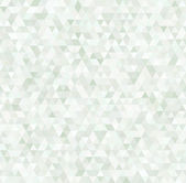 Colorful triangles geometric seamless pattern — Stockvector