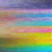 Color abstract background created under style a oil paint. — Stock Photo