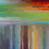 Streszczenie tło koloru tworzone w stylu farba olejna — Zdjęcie stockowe