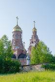 Beautiful church in Russia — Stock Photo