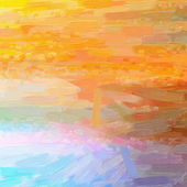 Oil paint background — Stock Photo