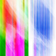 Colorful oil paint square background — Foto Stock
