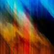 Colorful oil paint square background — Stockfoto