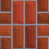 Transparente textura de ladrillo — Foto de Stock