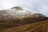 The Galtee mountains in winter, Ireland — Fotografia Stock