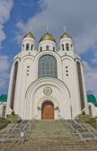 Cathedral of Christ the Saviour in Kaliningrad, Russia — Stock Photo