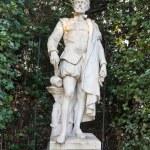 ������, ������: Statue of Cornelis de Vriendt circa XIX c Brussels Belgium