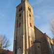 Stock Photo: St. Anne's Church (1621). Bruges, Belgium