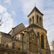 Church of St. Peter of Montmartre (XVII c.), Paris — Stock Photo