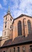 Church of Saint-Pierre-le-Vieux (1382) in Strasbourg — Stock Photo