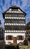 Tanner House (1742). Strasbourg (UNESCO site) — Stock Photo