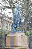 Monument for Adrien de Lezay-Marnesia. Strasbourg, France — Stock Photo