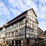 ������, ������: Tanner house circa XVII c Strasbourg UNESCO site