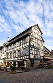 Tanner house (circa XVII c.). Strasbourg (UNESCO site) — Stock Photo