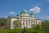Church of Transfiguration of Jesus (1842). Tula, Russia — Stock Photo
