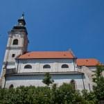 Church of the Holy Cross (1772). Devin, Slovakia — Stock Photo