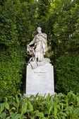 Památník malíře Hanse makart. Vídeň, Rakousko — Stock fotografie
